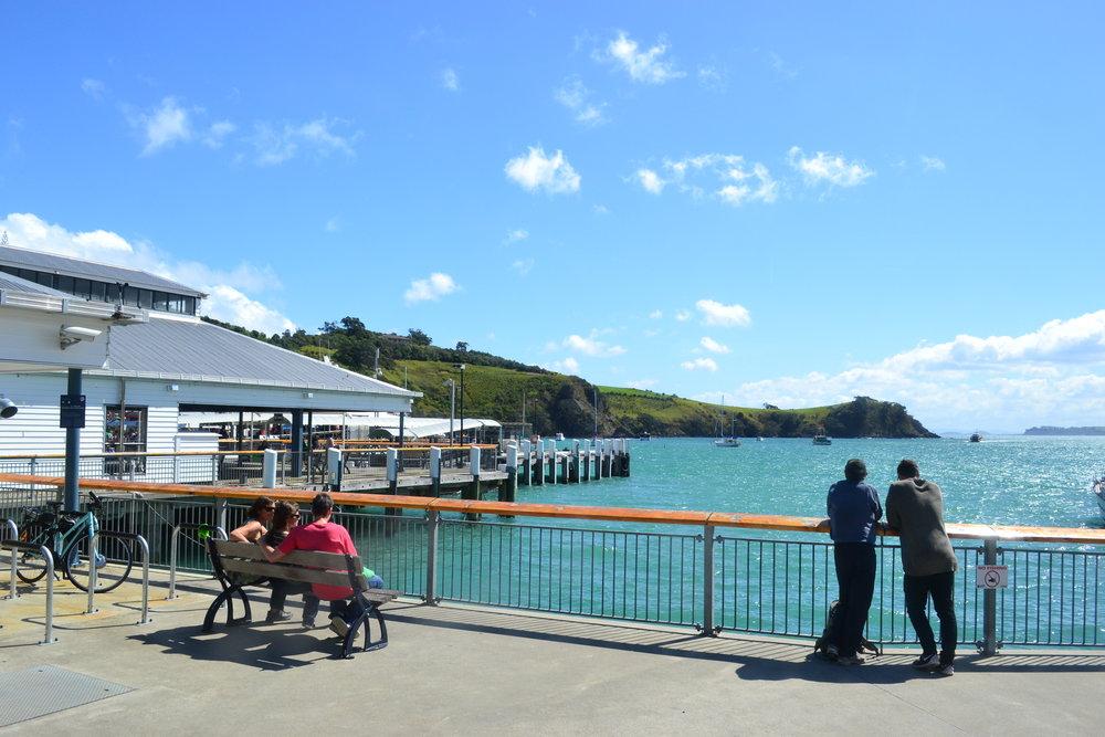 Waiheke Port -