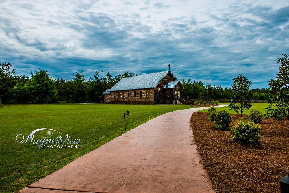 Pocketful of Sunshine Event Design| Full Service Wedding Planning In Columbia, SC | Hidden Acres Chapel And Walkway
