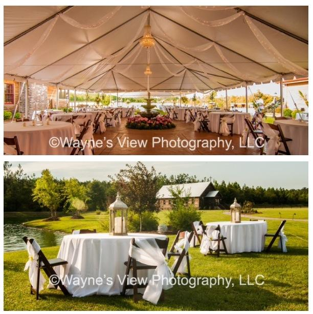 Pocketful of Sunshine Event Design| Full Service Wedding Planning In Columbia, SC | Hidden Acres Cabin Reception Options