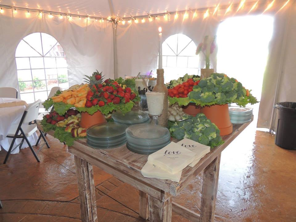 Pocketful of Sunshine Event Design| Full Service Wedding Planning In Columbia, SC | Courtyard At Hidden Acres