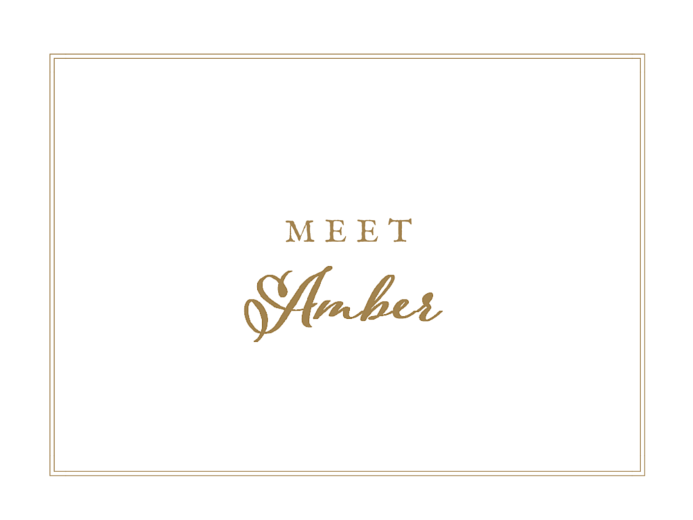 Pocketful of Sunshine Event Design | Full Service Wedding Planning In Columbia, SC | Meet Amber