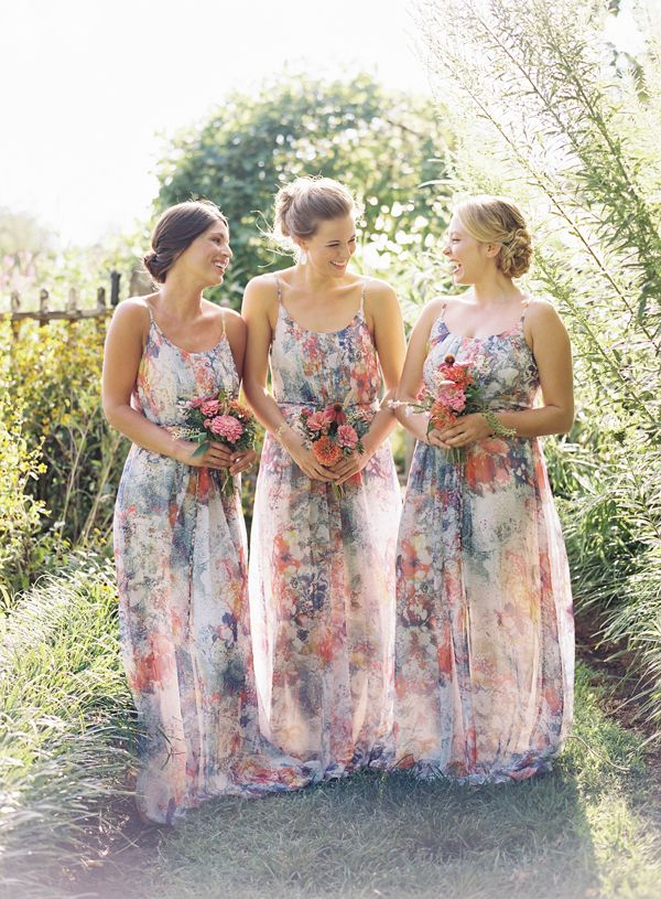 Ali Harper Photography  | via  Southern Weddings  | Watercolor Wedding Inspiration | Pocketful of Sunshine Event Design | Columbia, SC