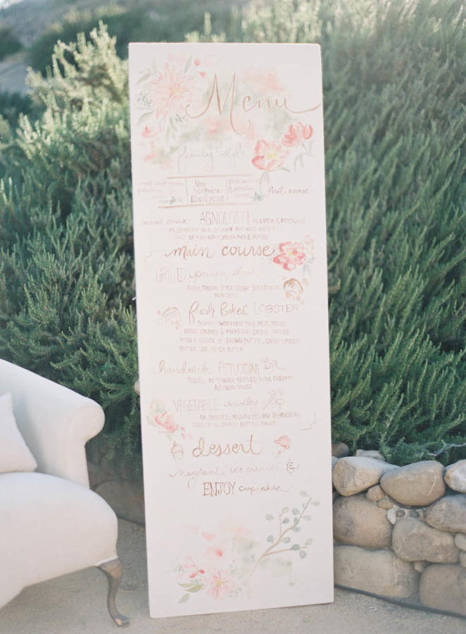 Jen Huang Photography  | via  Style Me Pretty  | Watercolor Wedding Inspiration | Pocketful of Sunshine Event Design | Columbia, SC
