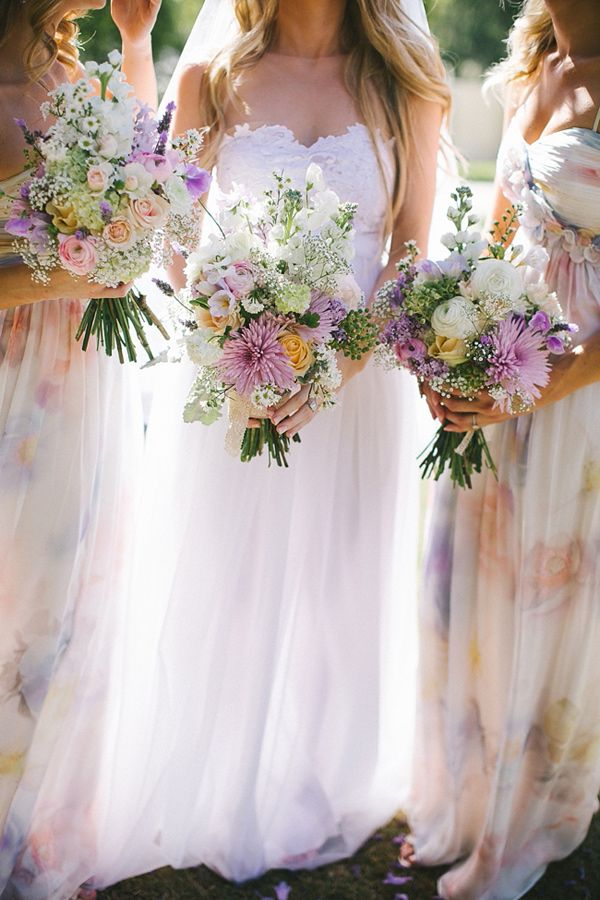 Bek Grace  | via  Ruffled  | Watercolor Wedding Inspiration | Pocketful of Sunshine Event Design | Columbia, SC
