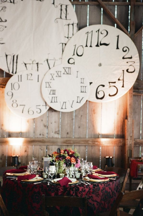 Braedon Flynn Photography | via Ruffled | Pocketful of Sunshine Event Design Steampunk Wedding Inspiration