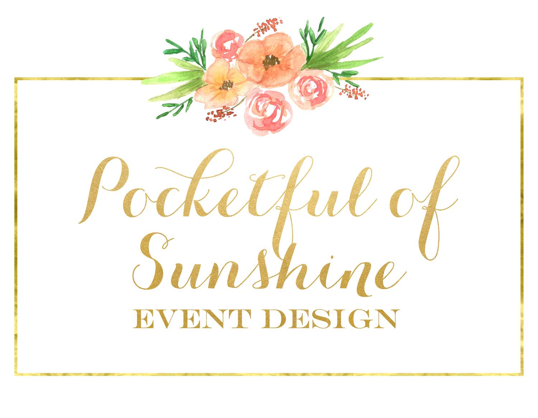 Pocketful of sunshine event design meet jessica pocketful of pocketful of sunshine event design full service wedding planning columbia sc m4hsunfo