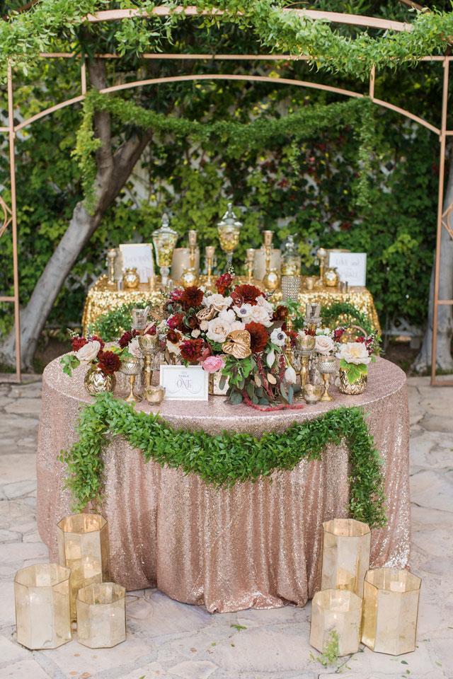 Erica Velasco Photography via Artfully Wed |Pocketful of Sunshine Event Design | Full-Service Wedding Planning | Columbia, SC | 2016 Wedding Decor Trends