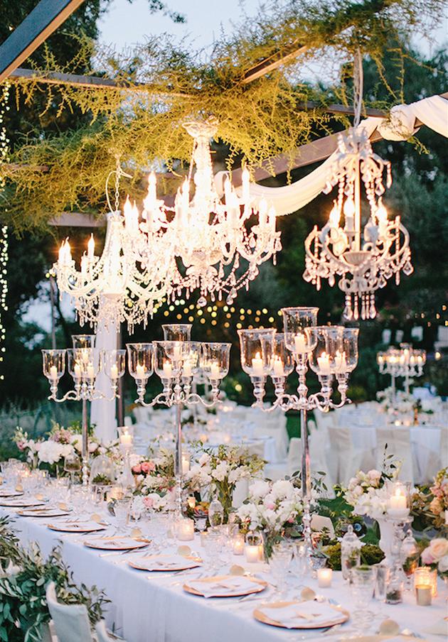 Carmen & Ingo Photography    via    Magnolia Rouge    | Pocketful of Sunshine Event Design | Full-Service Wedding Planning | Columbia, SC | 2016 Wedding Decor Trends