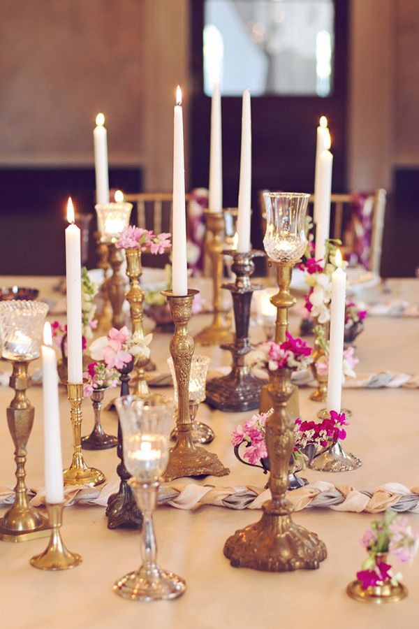 Amy Nicole Photography via MOD Wedding |Pocketful of Sunshine Event Design | Full-Service Wedding Planning | Columbia, SC | 2016 Wedding Decor Trends