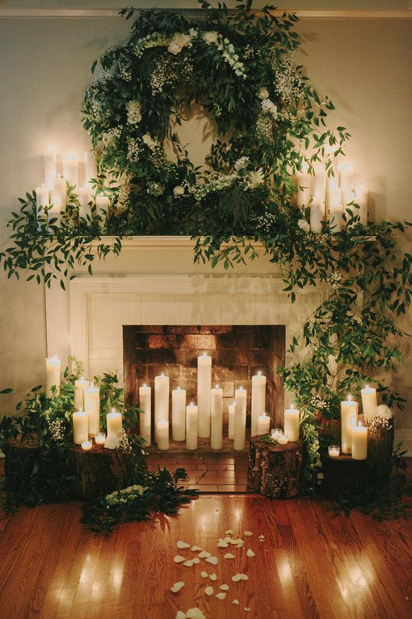 Ulmer Studios    via    Cedarwood Weddings   | Pocketful of Sunshine Event Design | Full-Service Wedding Planning | Columbia, SC | 2016 Wedding Decor Trends