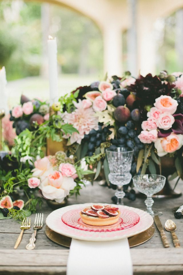 One Love Photography via Burnett's Boards |Pocketful of Sunshine Event Design | Full-Service Wedding Planning | Columbia, SC | 2016 Wedding Decor Trends