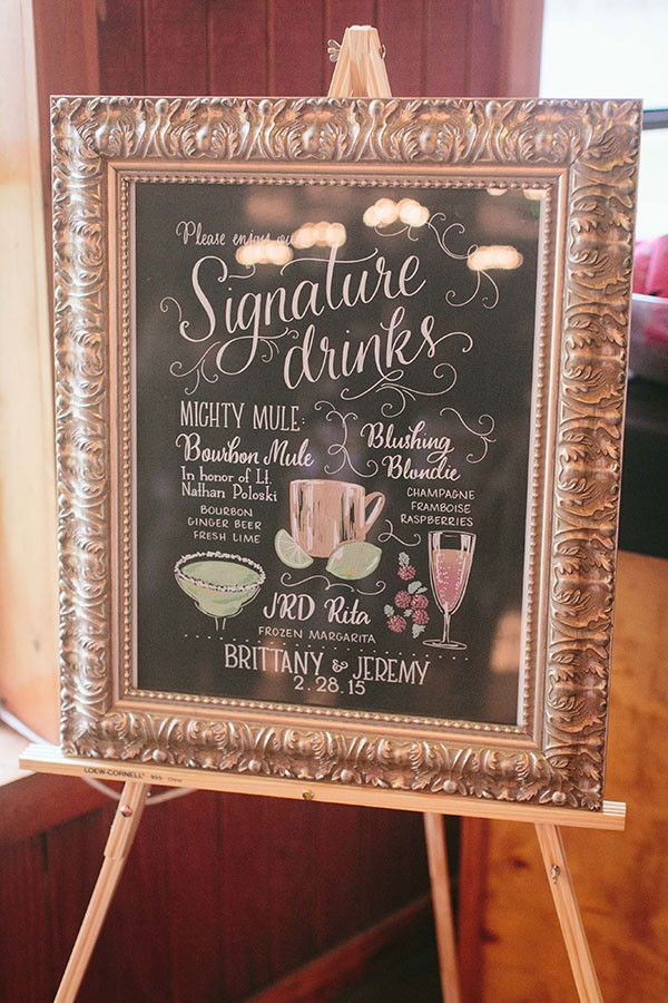 Jessica Gold Photography via Hey Wedding Lady | Pocketful of Sunshine Event Design | Full-Service Wedding Planning | Columbia, SC | 2016 Wedding Decor Trends