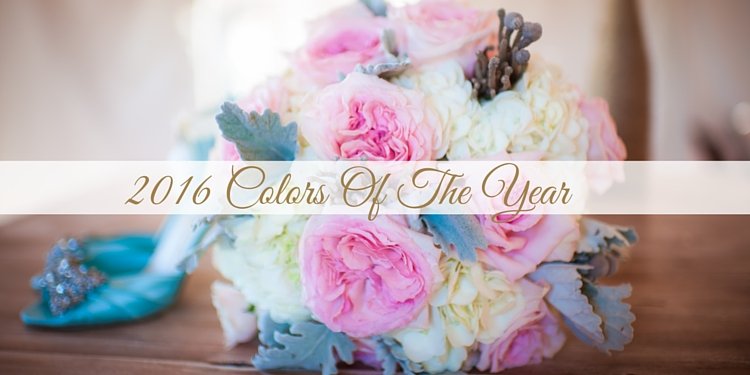 Pocketful of Sunshine Event Design | Full-Service Wedding Planning | Columbia, SC | 2016 Colors Of The Year: Rose Quartz & Serenity