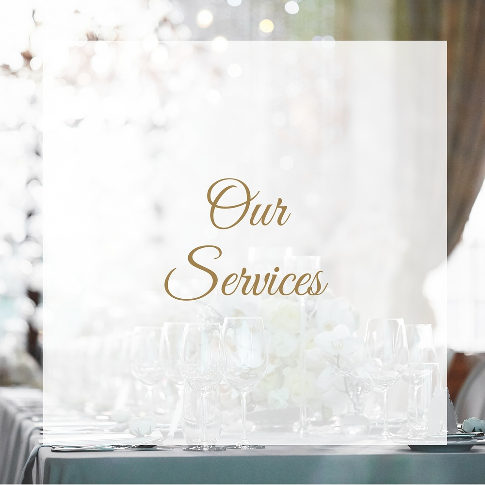 Pocketful of Sunshine Event Design | Full-Service Wedding Planning | Columbia, SC | Our Services