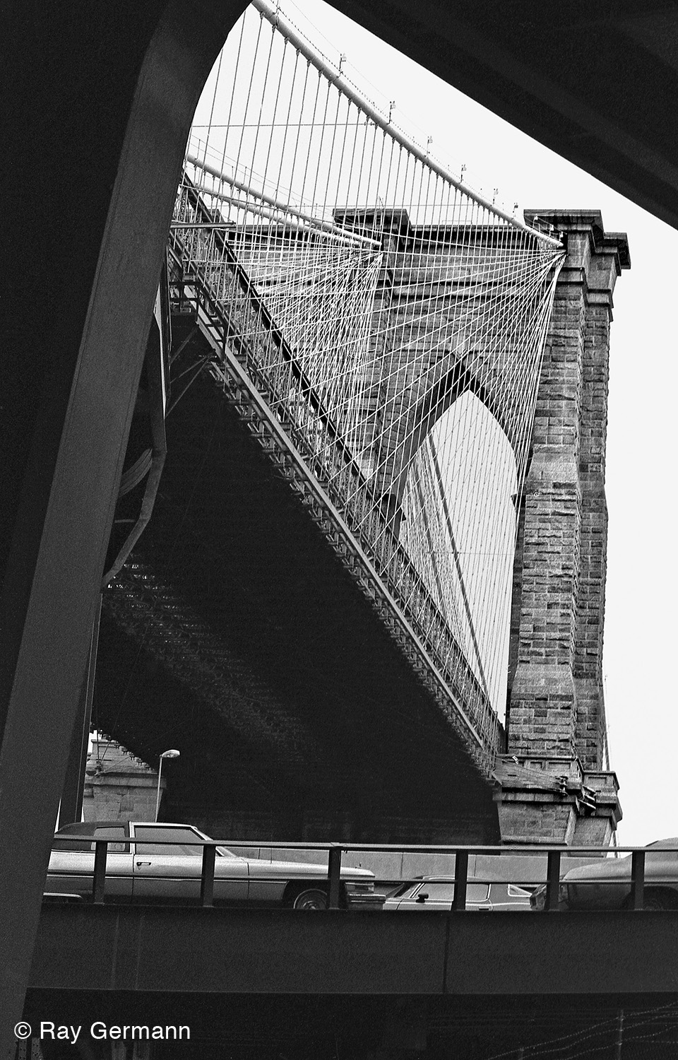 Brooklyn Bridge by Ray Germann