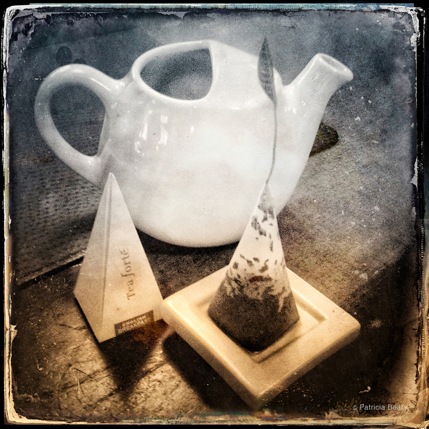 Tea Forte by Patricia Beary