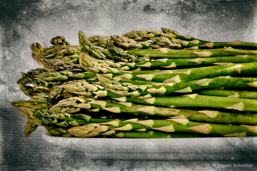 Asparagus by Steven Schreiber