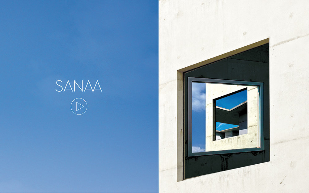 SANAA - Art Direction - Digital - 2015