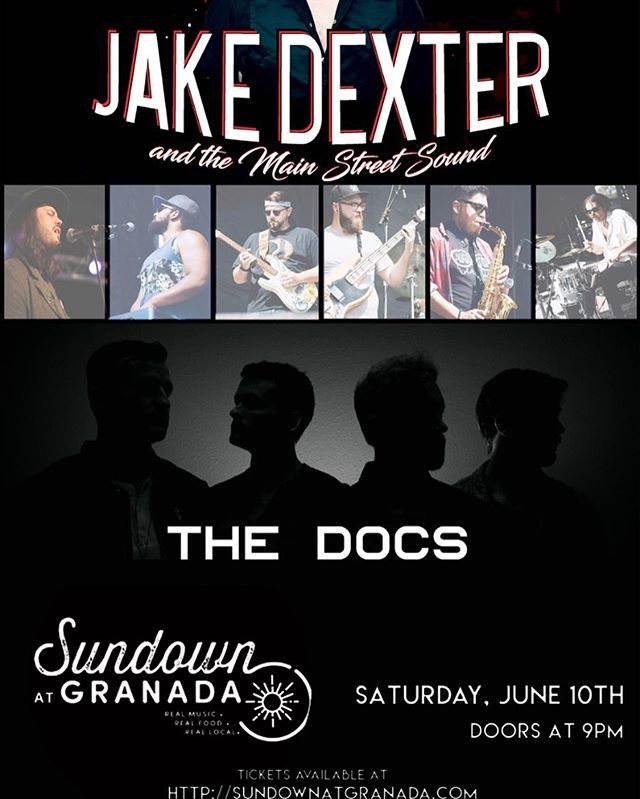 This Saturday!! #thedocsmusic #thedocs #livemusic #dallasmusicscene #dallas #dallasmusic #supportlocalmusic