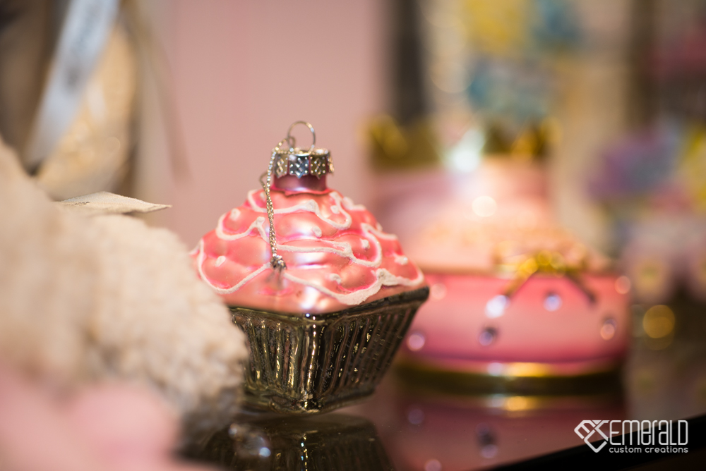 Baby Cupcake Ornament