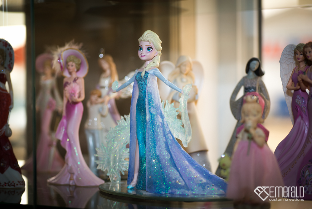 Elsa Ornament and Others
