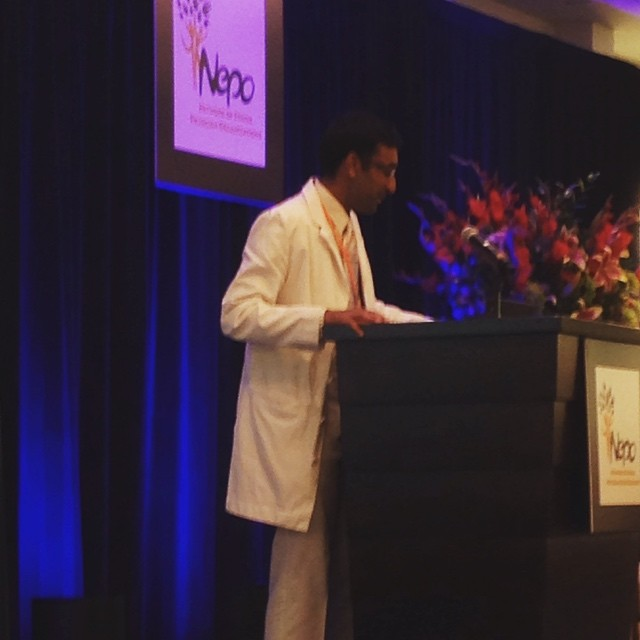 #doctorbedancing honored to speak at #nepobhc16! #whiteafterlaborday #dbd #dancingdoctor #california @ethnicphysicians