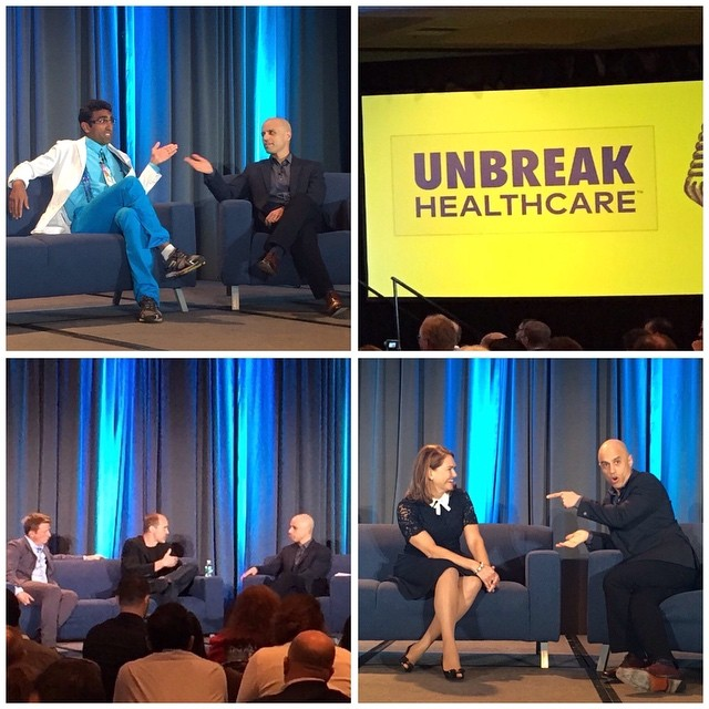 Joining with @zdoggmd and @athenahealth to #unbreakhealthcare