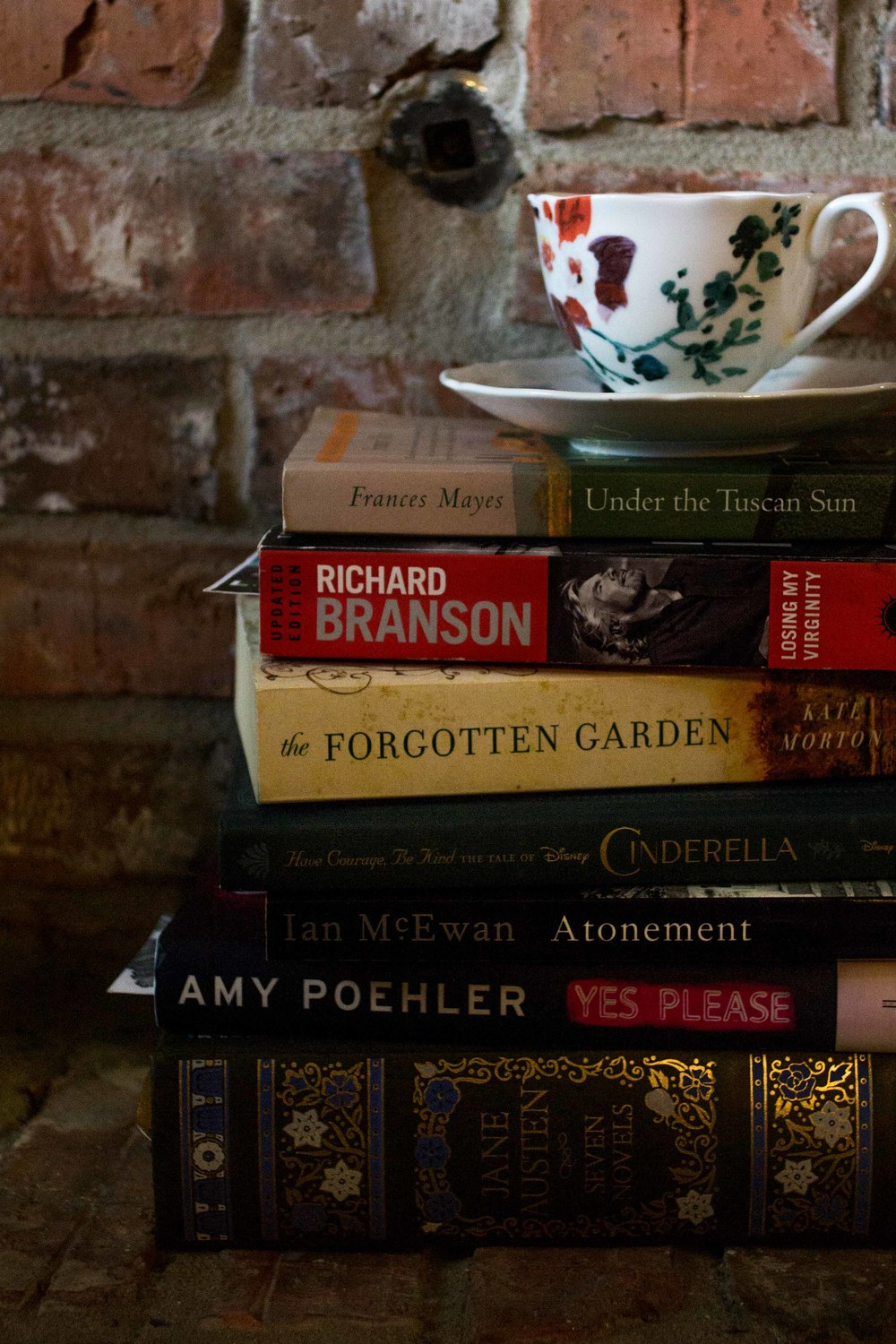 Summer Reading | All the Delights