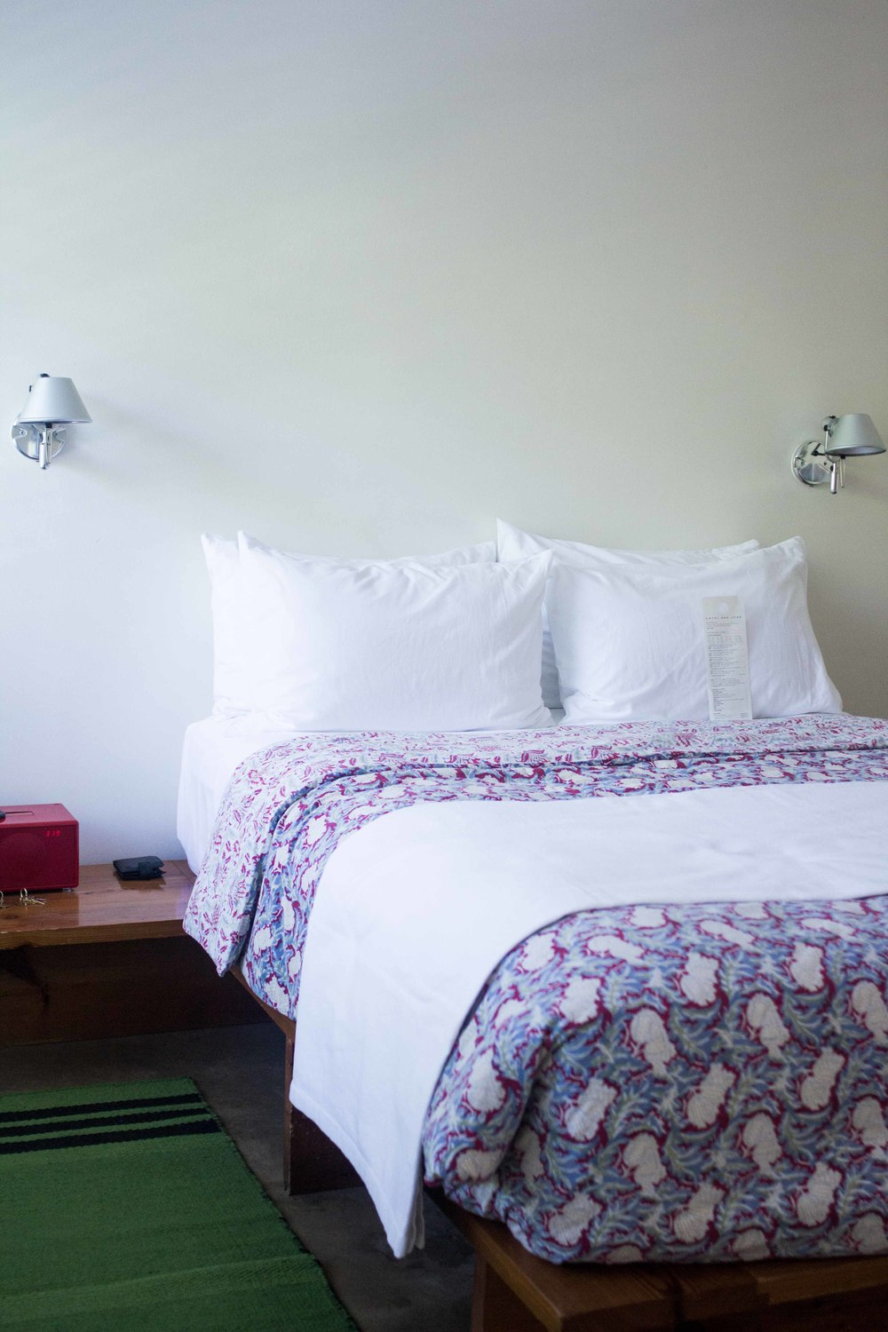 Our Austin Staycation: Hotel San Jose via All the Delights