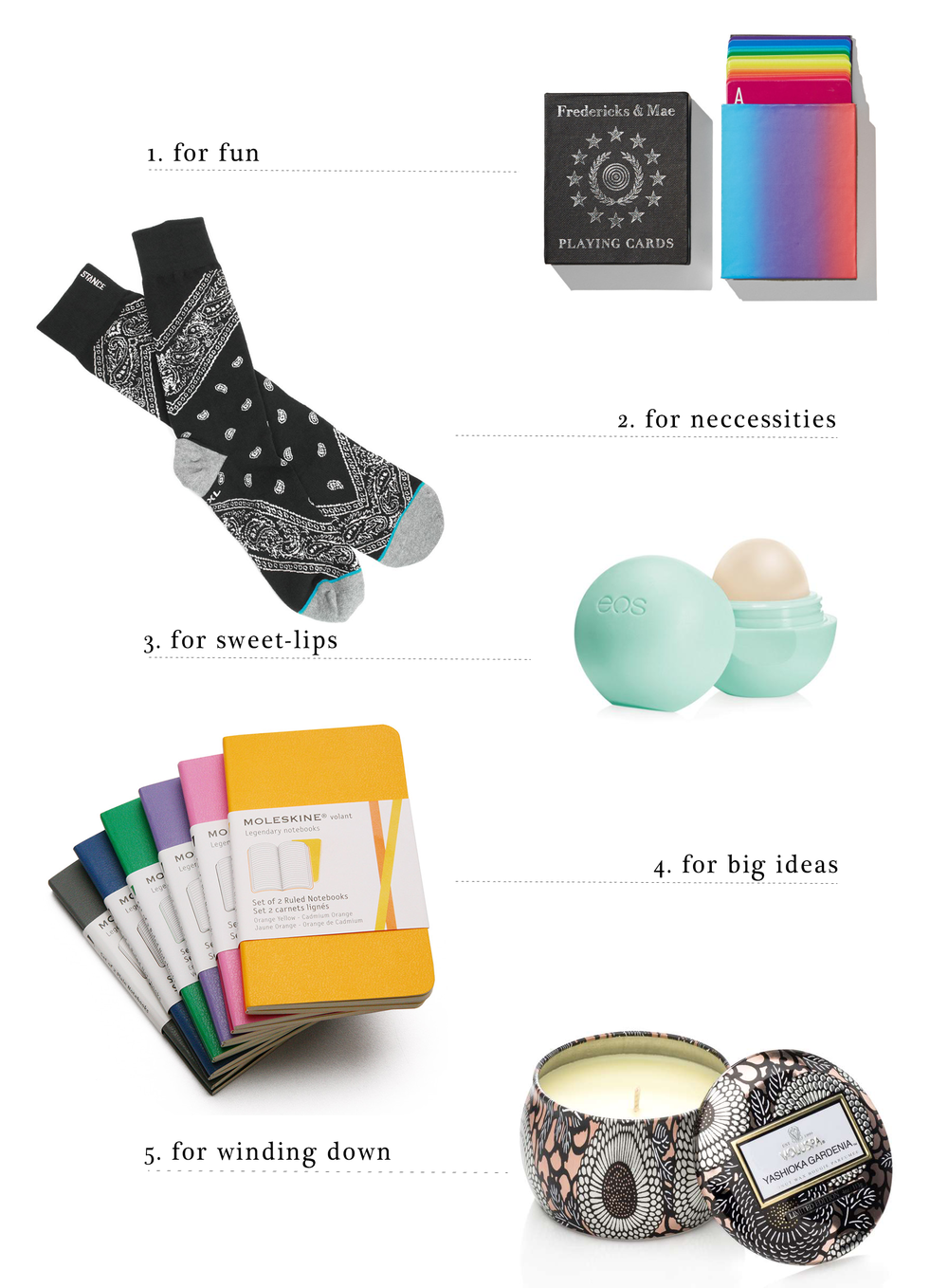 Delightful 5: Easy, Affordable Stocking Stuffers Everyone on Your List Will Love