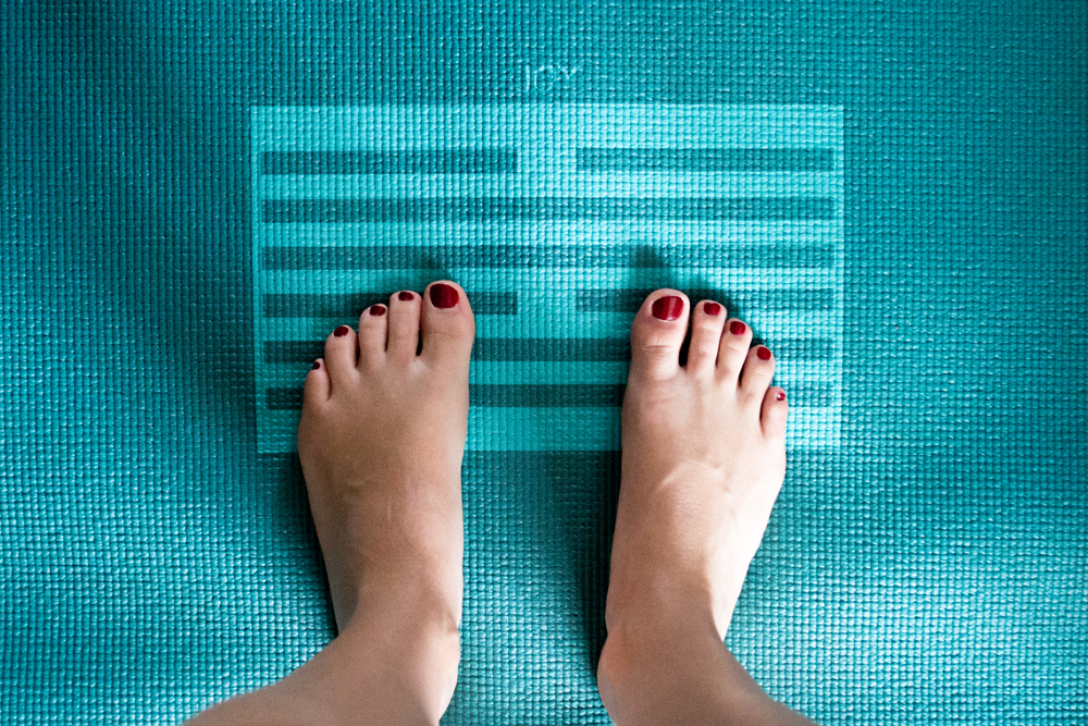 Britt Gets Fit Week 01 Check-in via allthedelights.com