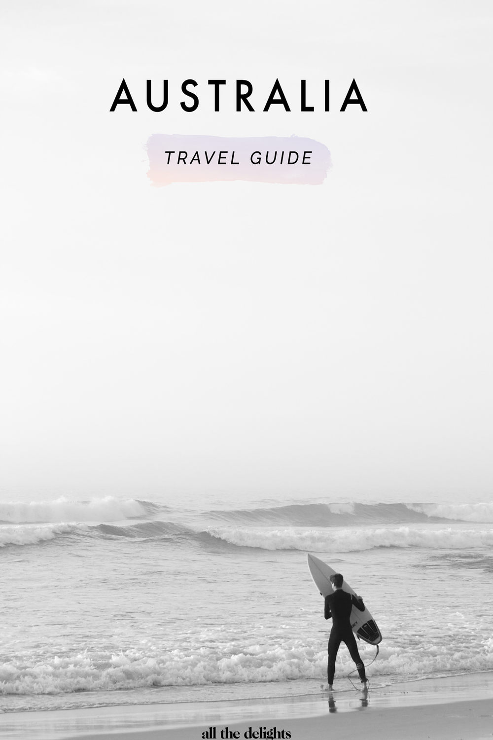 Travel Guide to Australia | Where to go, eat, and find the best coffee in Newcastle, Gold Coast, Byron Bay