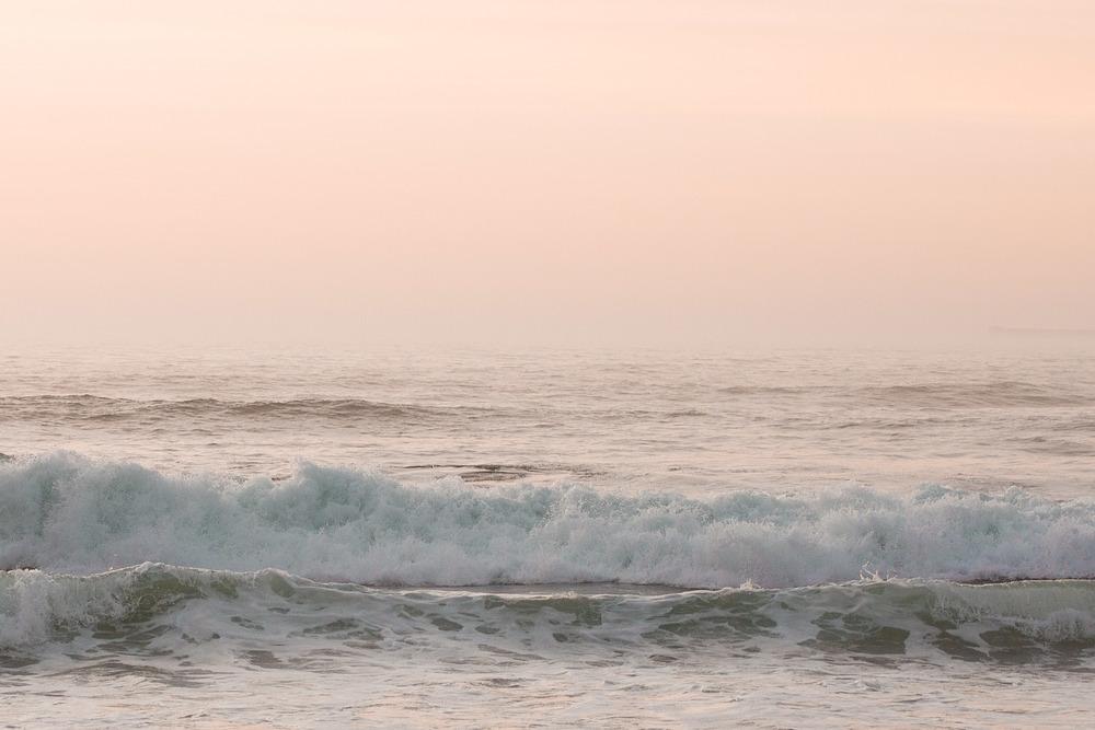 Sunrise at Redhead Beach