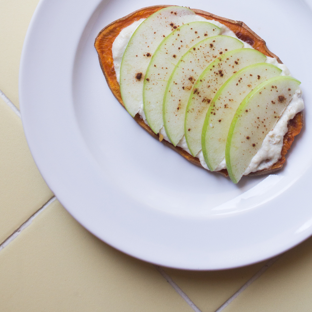 3 New Ways to Make Sweet Potato Toast