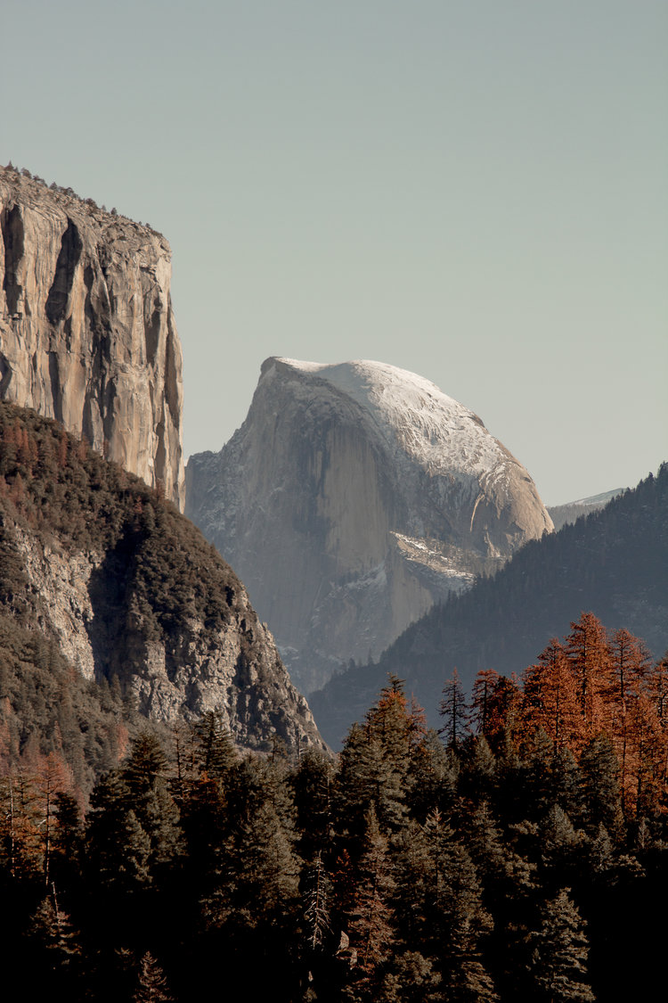 The Half Dome: Yosemite National Park in One Day