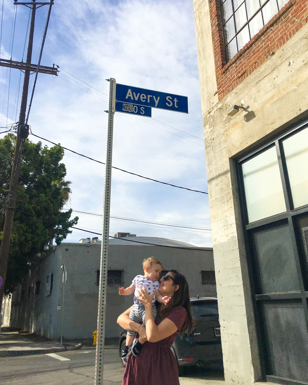 Avery St. Downtown LA