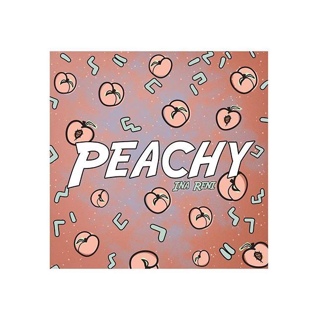 New single coming out next fridayyy🍑💎🍑💎🍑💎🍑 #12thofjanuary #peachy #newmusic