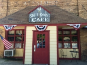 Sue's Roost in Eustace. Photo credit: M'Lissa Howen