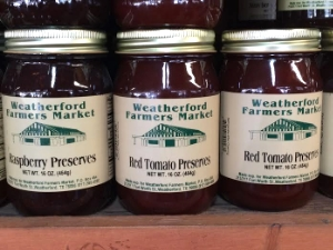 Farmer's Market Preserves. Photo Credit: Steve Howen.