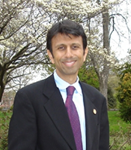 Bobby Jindal as America's second Indian congressman.  Photo Credit: USA.gov (public domain).