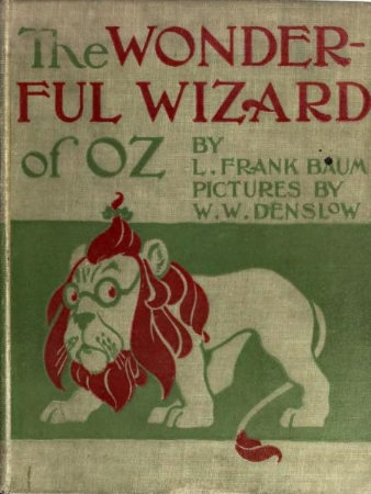 By L. Frank Baum, W. W. Denslow [Public domain], via Wikimedia Commons