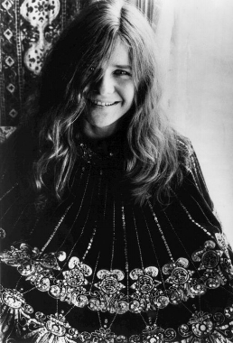 They were Kris' words, but a native duaghter made them immortal. The incomparable Janis Joplin.