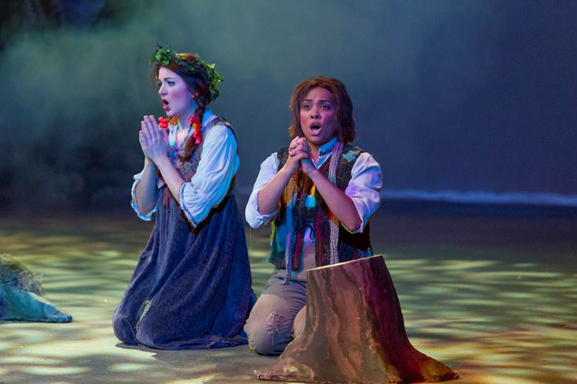 Gretel,  Hansel & Gretel  | Lamont School of Music, 2013