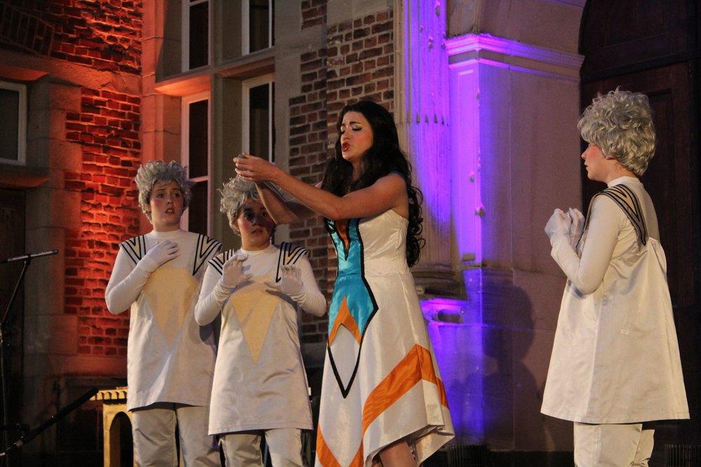 Pamina,  Die Zauberflöte  | Opera Classica, 2016