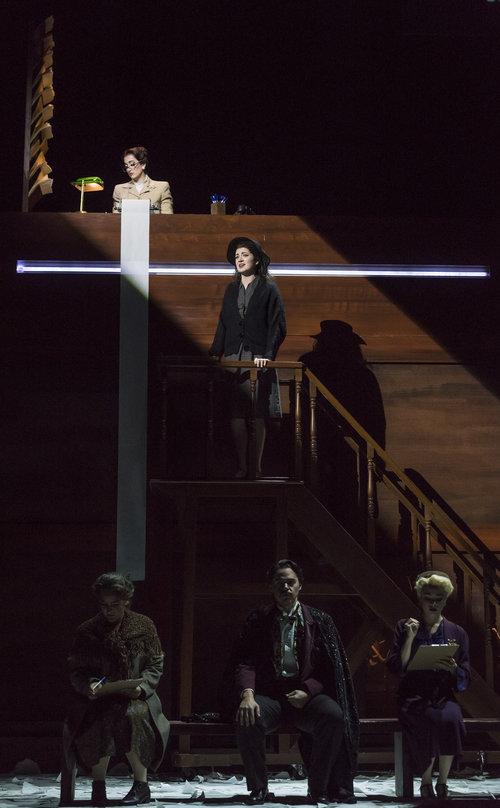 Anna Gomez,  The Consul  | Opera Saratoga, 2018