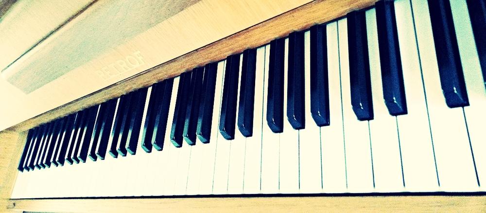 Scheppers van muziekwerken zijn auteursrechthebbenden.