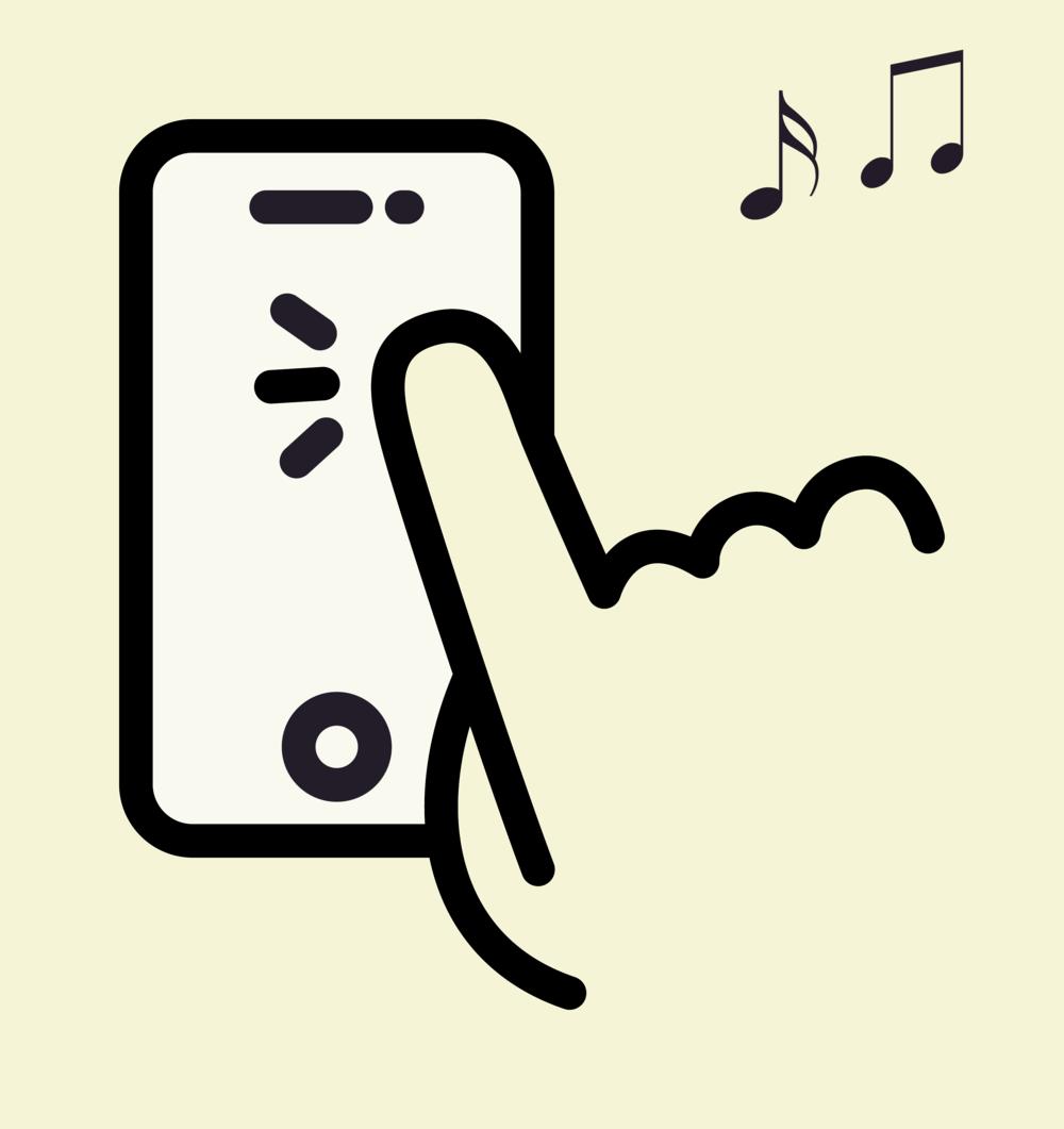 Muziekrechten gelden ook op het internet