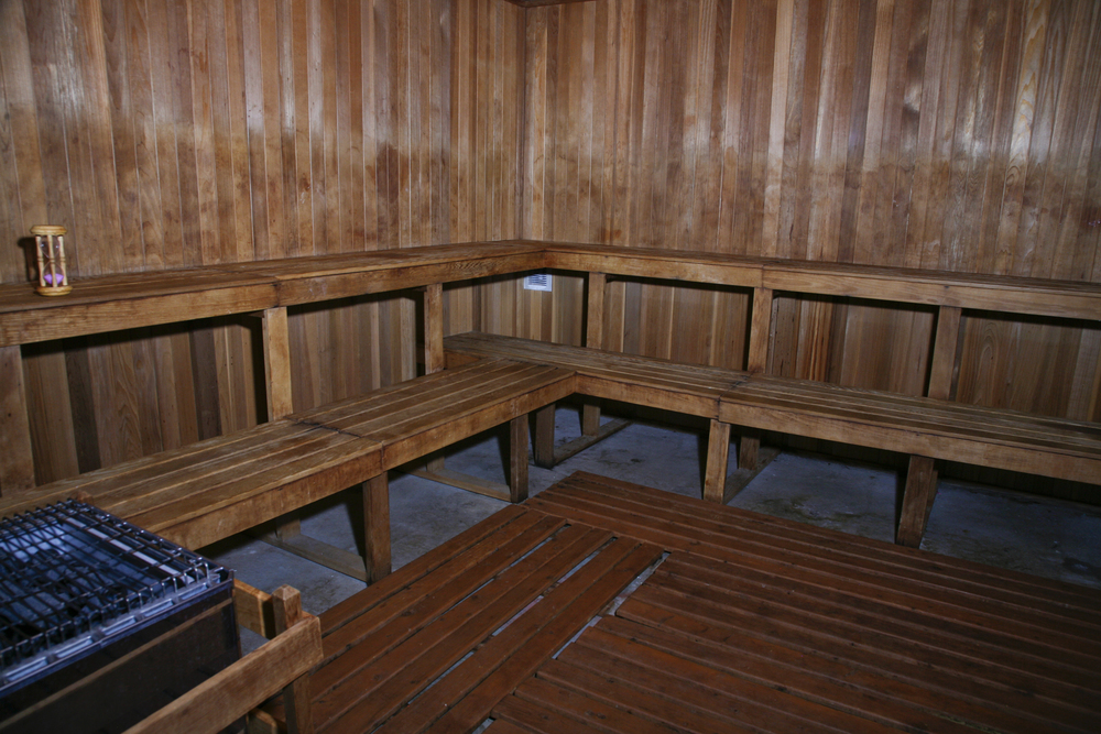 Dry Sauna Dry saunas have been used for centuries around the world to improve circulation, metabolism, and relieve sore joints.