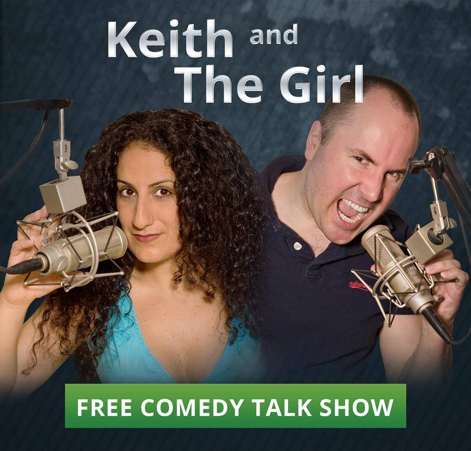Keith and the Girl - Joanna has appeared several times on the long-running comedy podcast Keith and the Girl with Chemda Hennessy and Keith Malley, both as a guest and as a guest host. In March 2017, Joanna was invited to do a four-episode show for the Keith and the Girl VIP Network show Flavor of the Month. Her show, How'd You Get That?, features interviews with friends whose incredible jobs make Joanna extremely jealous.