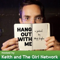 Hang Out With Me with Myq Kaplan - Comedian Myq Kaplan